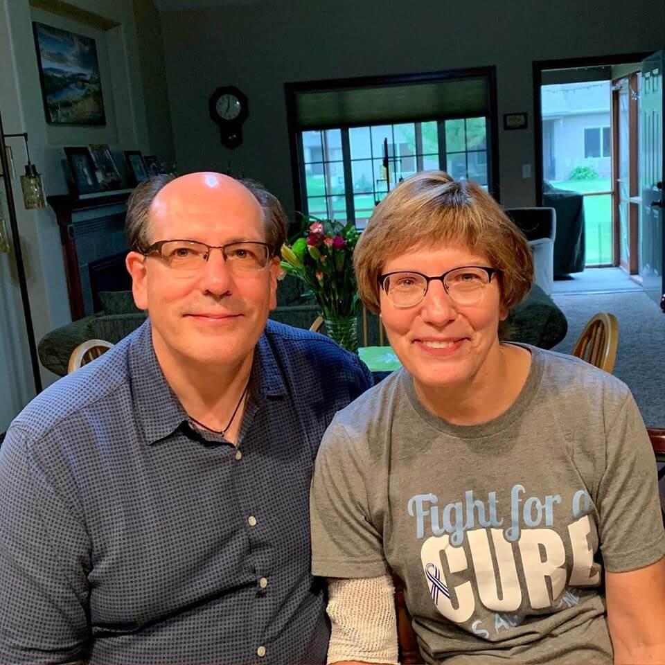Karen and Randy Rehling